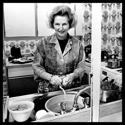 MARGARET THATCHER<br>&#8216;APEELING TO THE PEOPLE&#8217;