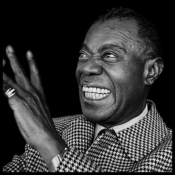 WHAT A WONDERFUL WORLD<br>LOUIS ARMSTRONG