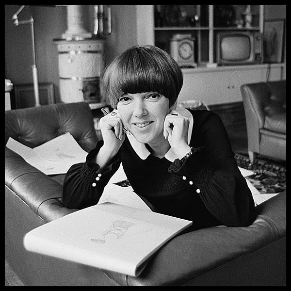 THE QUEEN OF CHELSEA<br>MARY QUANT