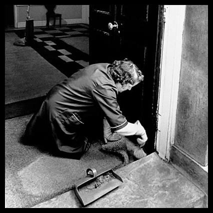 Brushed Under The Carpetno 10 Downing Street The Arthur