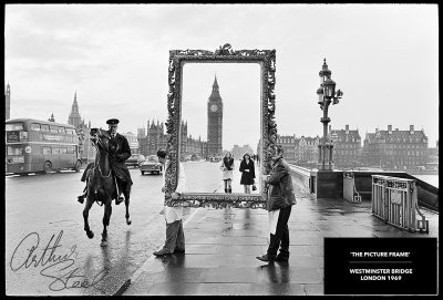 rare photograph elizabeth tower big ben london