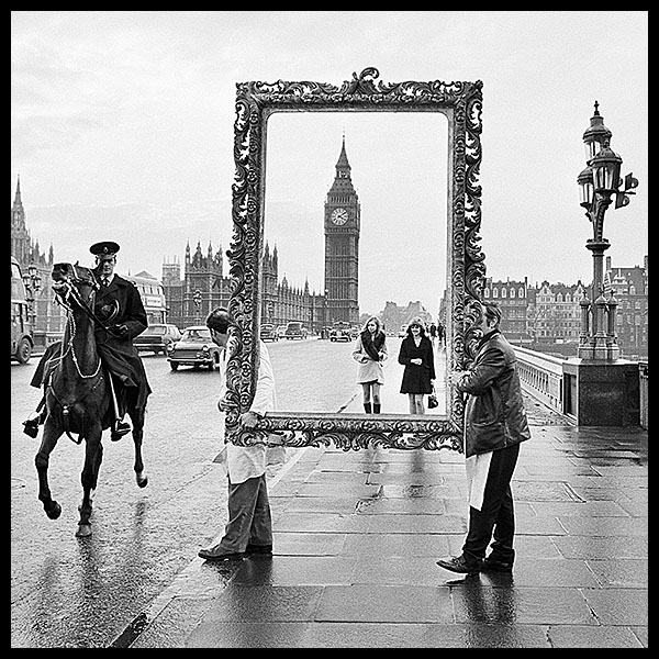 THE PICTURE FRAME<br>WESTMINSTER BRIDGE
