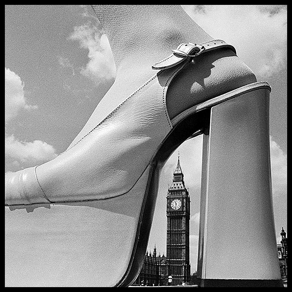 WELL HEELED<br>THE PALACE OF WESTMINSTER