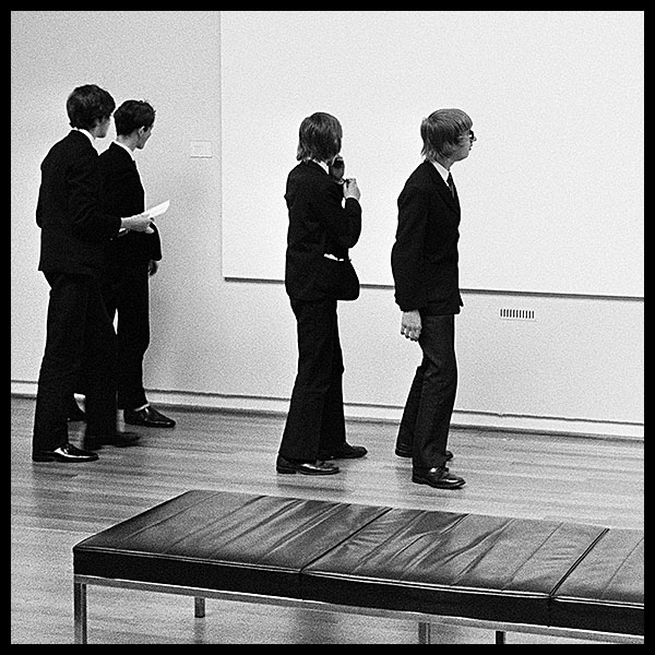 WHERE ART THOU?<br>THE TATE GALLERY