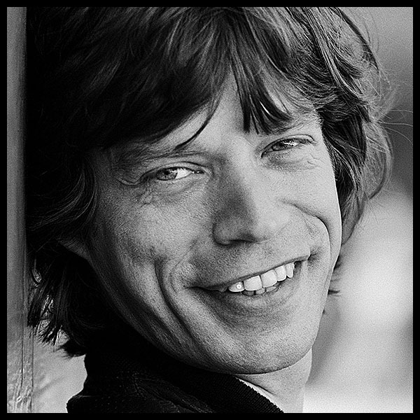 THE ROLLING STONES<br>MICK JAGGER