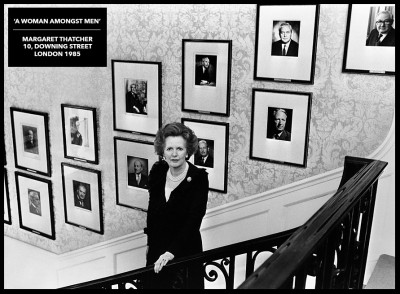 margaret-thatcher-black-and-white-photograph